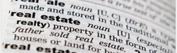 Real estate terms explained