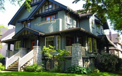 Owners of  pre-1940 character homes in Vancouver may be able to stratify